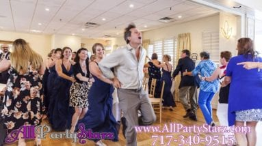Grantville Wedding DJ, Wind In The Willows Barn, Grantville PA, Congrats Kyle & Siobhan